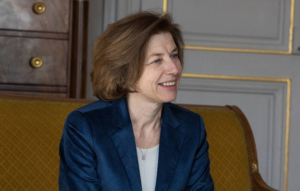 French Minister of the Armed Forces Florence Parly  Press Service of the French Cabinet of Ministers
