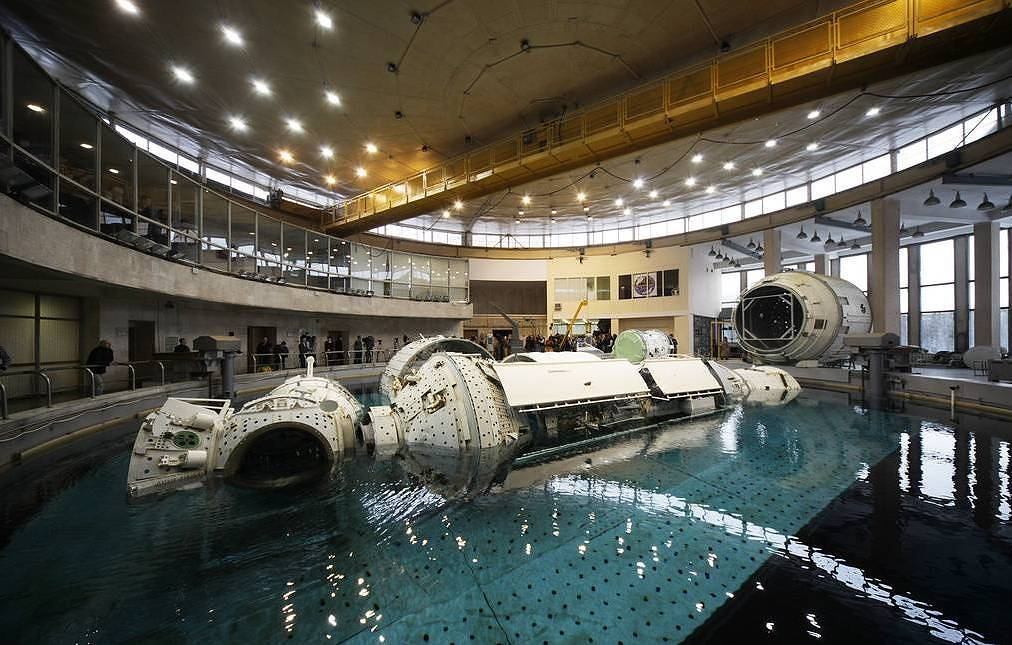 Hydrolab at the Gagarin Cosmonaut Training Center Marina Lystseva/TASS