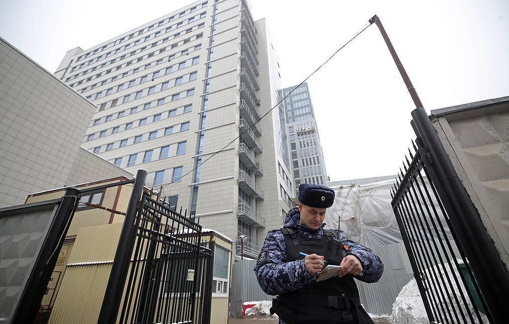 The office of the Russian Investigative Committee Sergei Bobylev/TASS, archive
