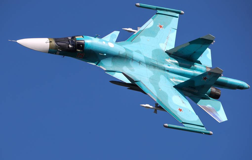 Russia's top brass to sign contract for several dozen upgraded Su ...