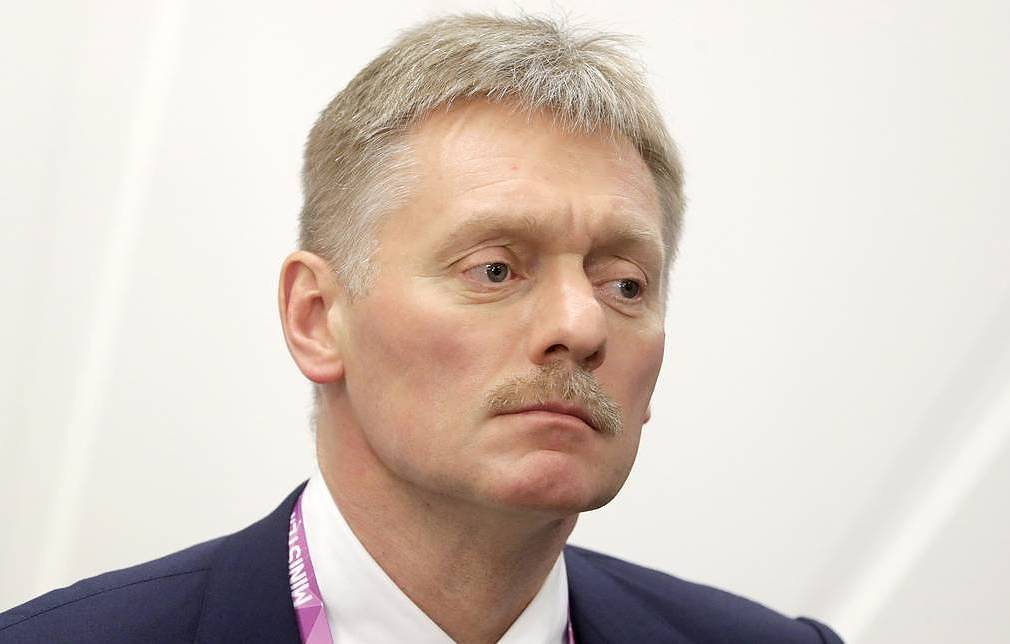 Press secretary of the Russian president, Dmitry Peskov Mikhail Mettsel/TASS