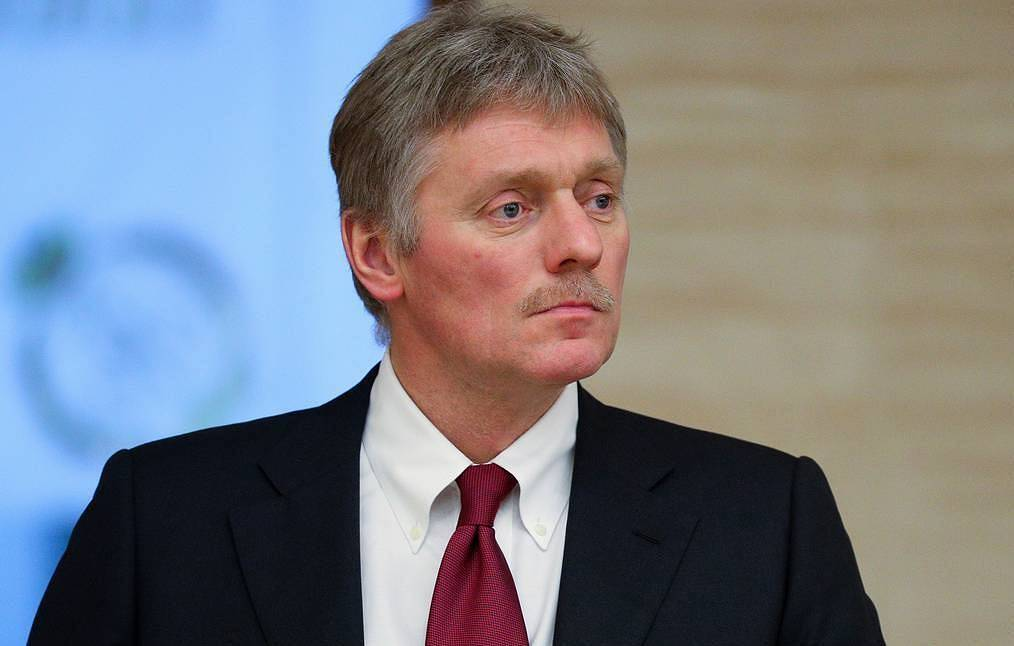 Russian president's press secretary Dmitry Peskov Vitaly Nevar/TASS