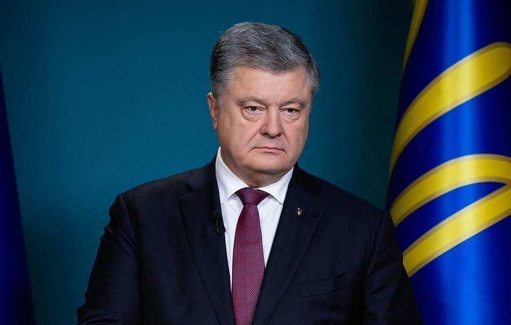 Pyotr Poroshenko Mihail Palinchak/The press service of the President of Ukraine/TASS