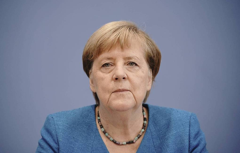 German Chancellor Angela Merkel  Michael Kappeler/Pool via AP