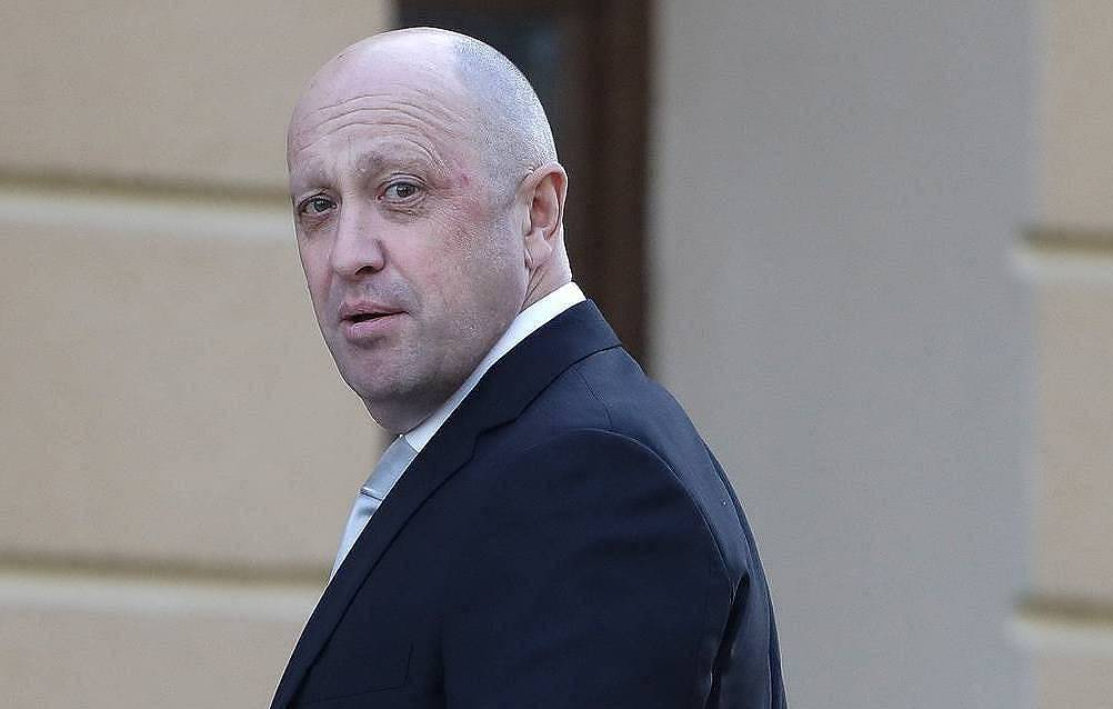 Russian businessman and CEO of Concord company Yevgeny Prigozhin Mikhail Mettsel/TASS