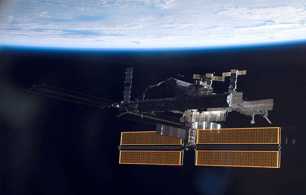 The International Space Station NASA