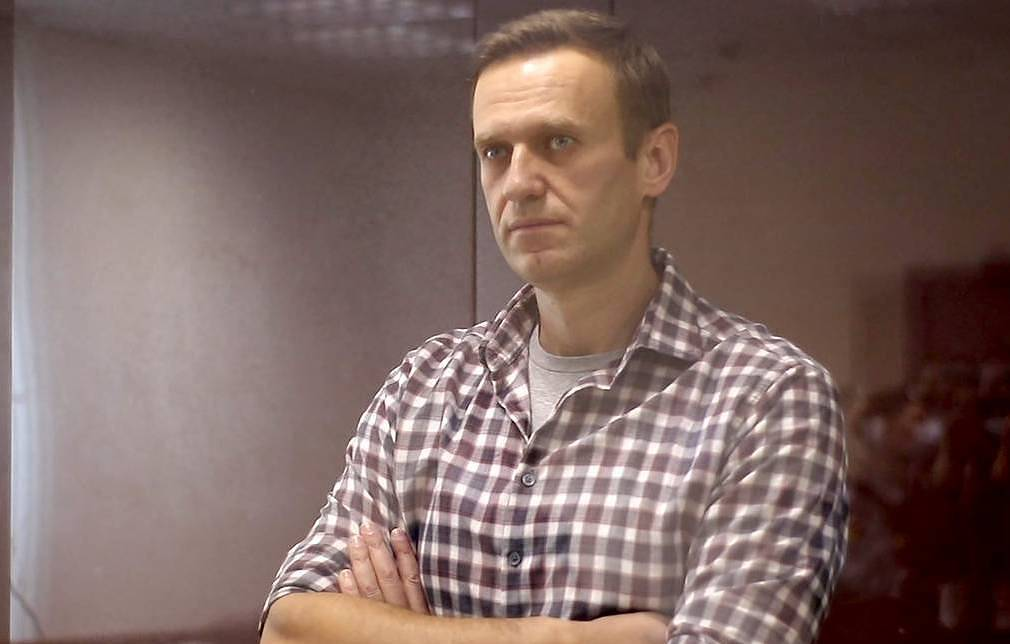 Alexey Navalny The press service of the Moscow City Court/TASS