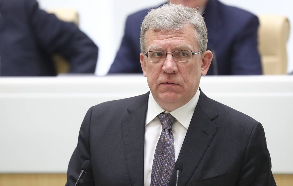 Head of the Accounts Chamber Alexei Kudrin Mikhail Tereshchenko/TASS