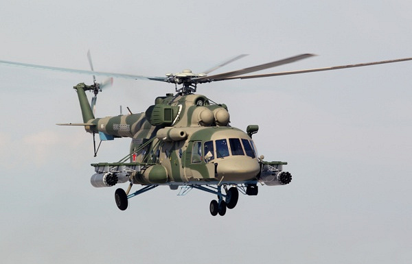 Ми-8АМТШ russianhelicopters.aero