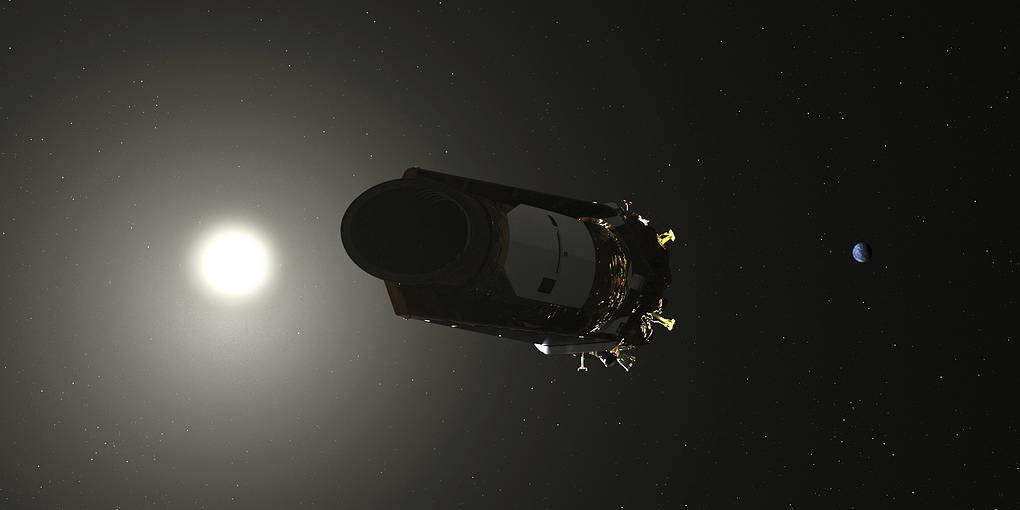 Телескоп Kepler NASA via AP