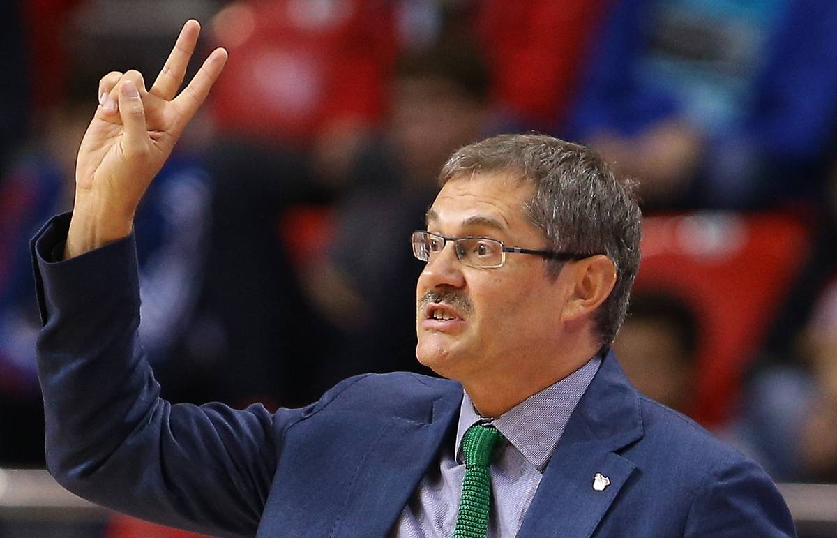 Russian basketball executives unanimously approve Bazarevich to coach  national team - Sport - TASS