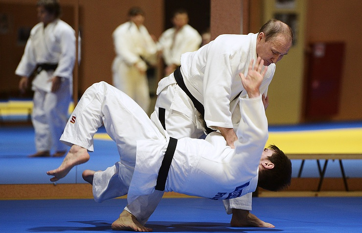 Putin Professes His Love For Judo And Japanese Culture Society Culture Tass