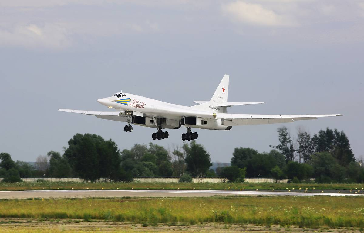 Upgrade of Russian strategic bombers tops Defense Ministry's priority list