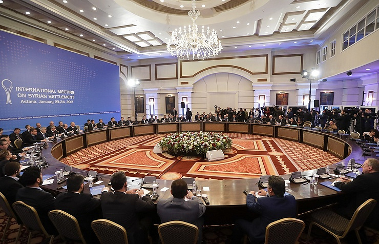 Astana talks on Syria can be held in mid-September