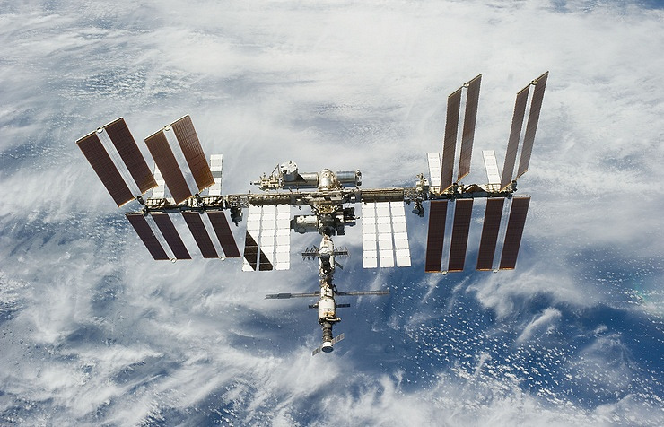 Scientists find living bacteria from outer space on ISS satellite's surface - TASS
