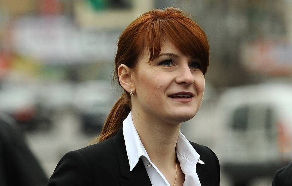 Butina has been transferred from Alexandria jail, says attorney