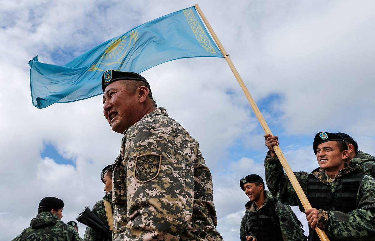 Russian, Kazakh military to hold joint exercises in both countries 2019