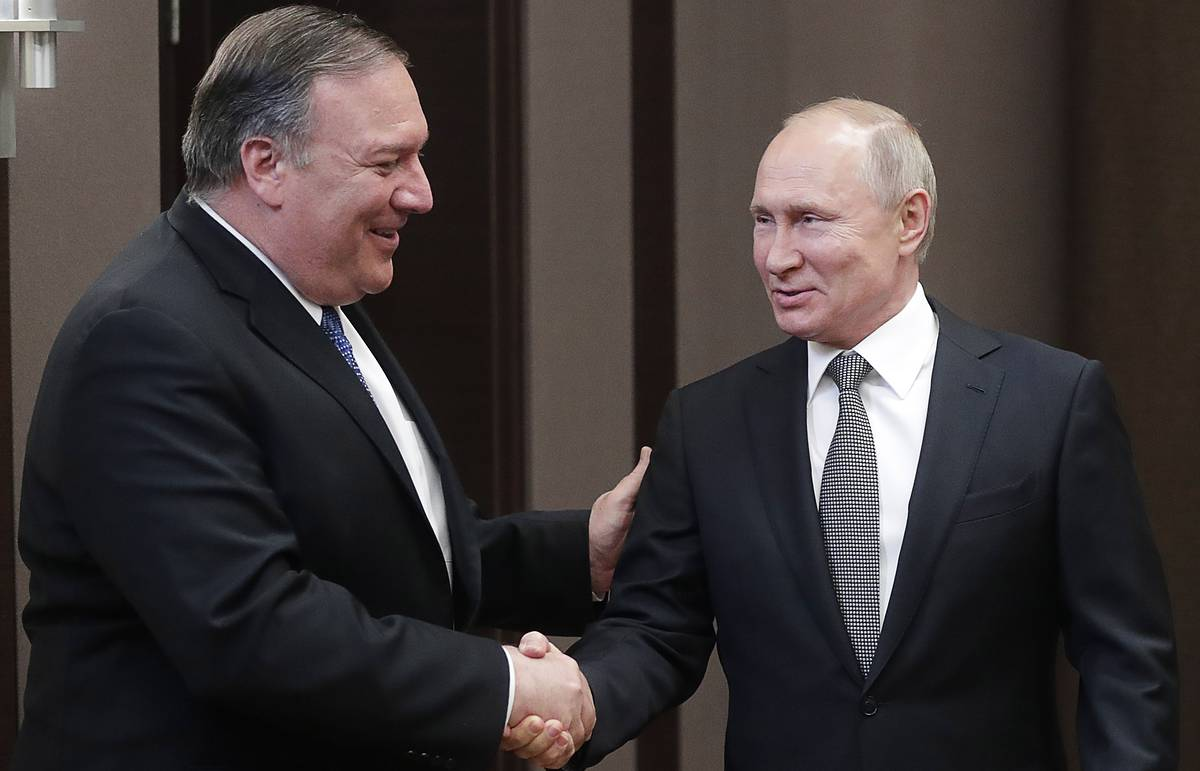 Press review: Takeaways from Putin-Pompeo meeting and Moscow wins big in Trump's trade war