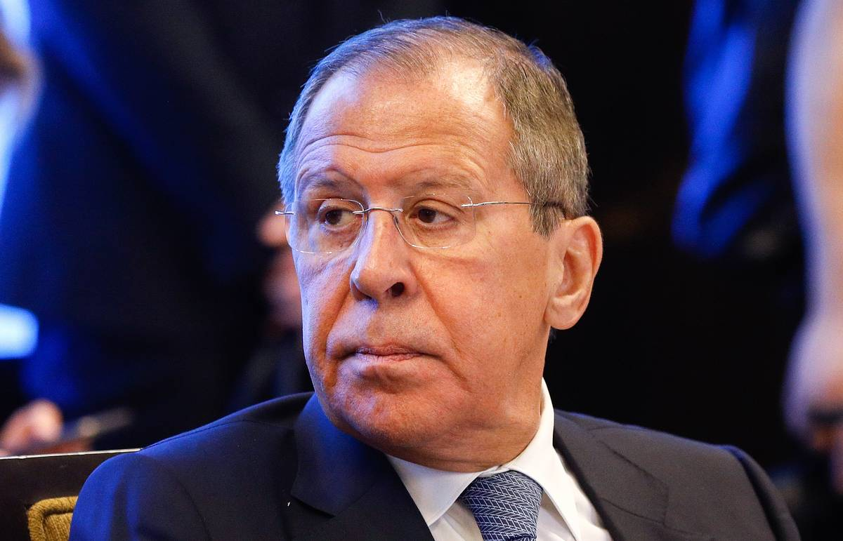 Russian top diplomat to visit Slovenia on May 28-29