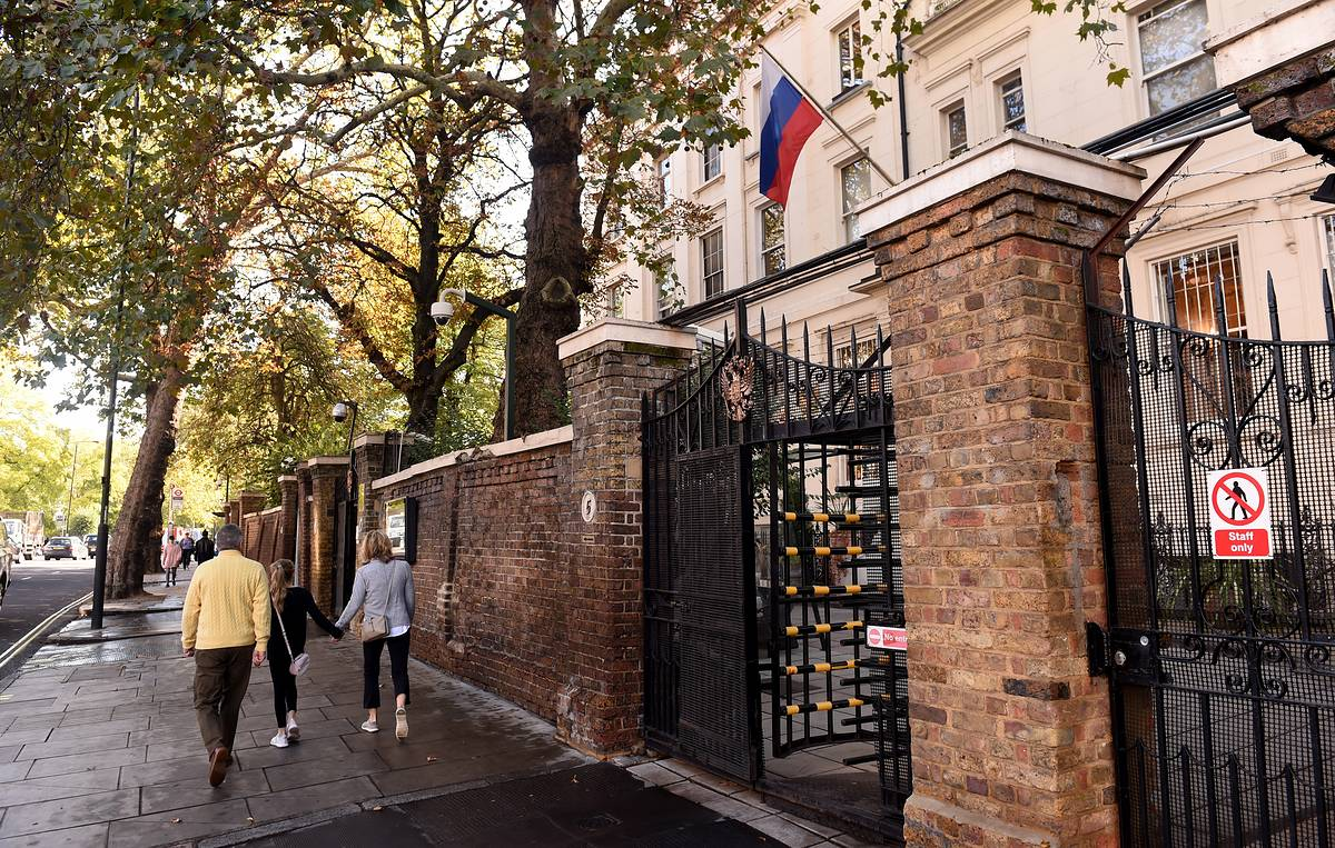 British media distort real situation with Russia's Arcrtic policies — Russian embassy