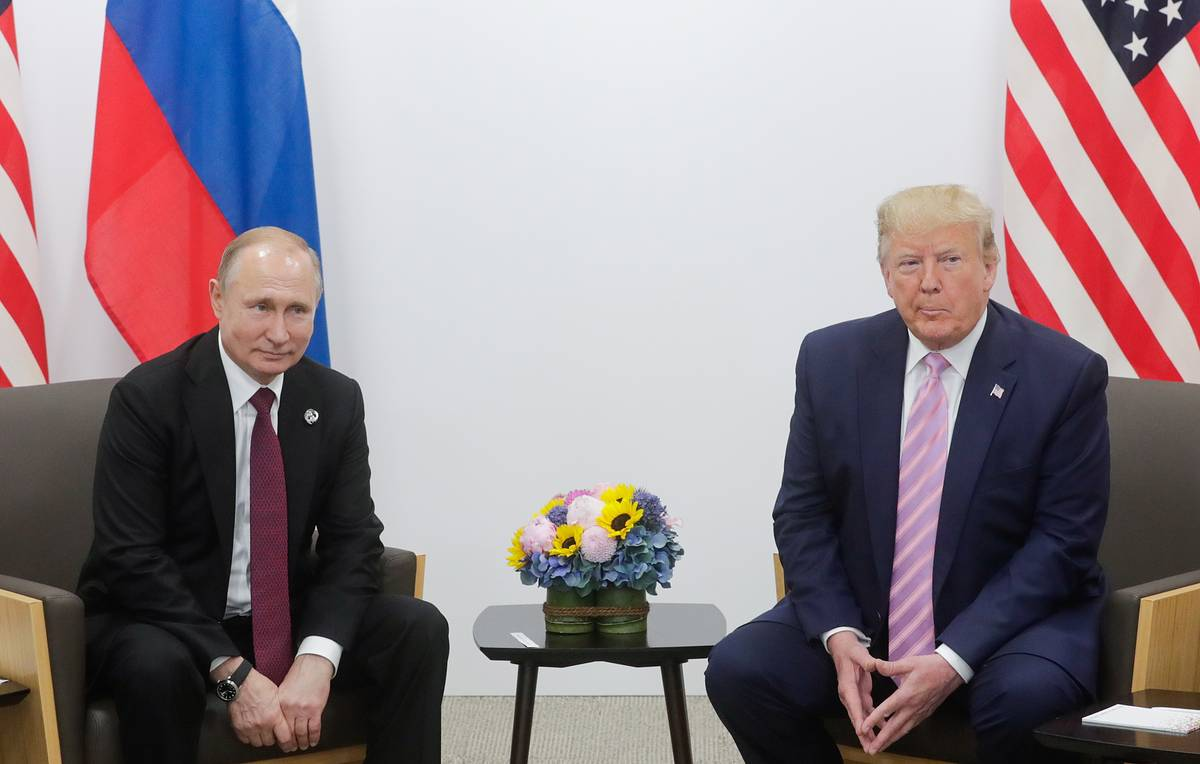 Putin, Trump urge to avoid steps that could provoke arms race