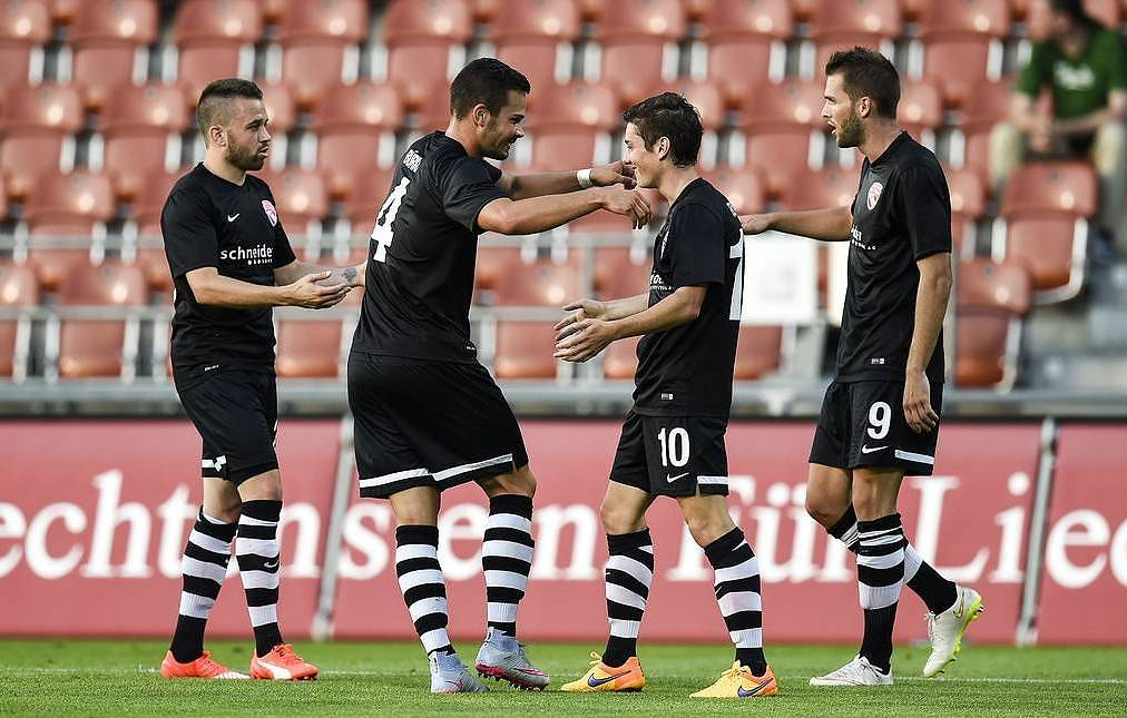 Spartak Moscow paired with Swiss FC Thun in UEFA Europa League's 3rd qualifying round