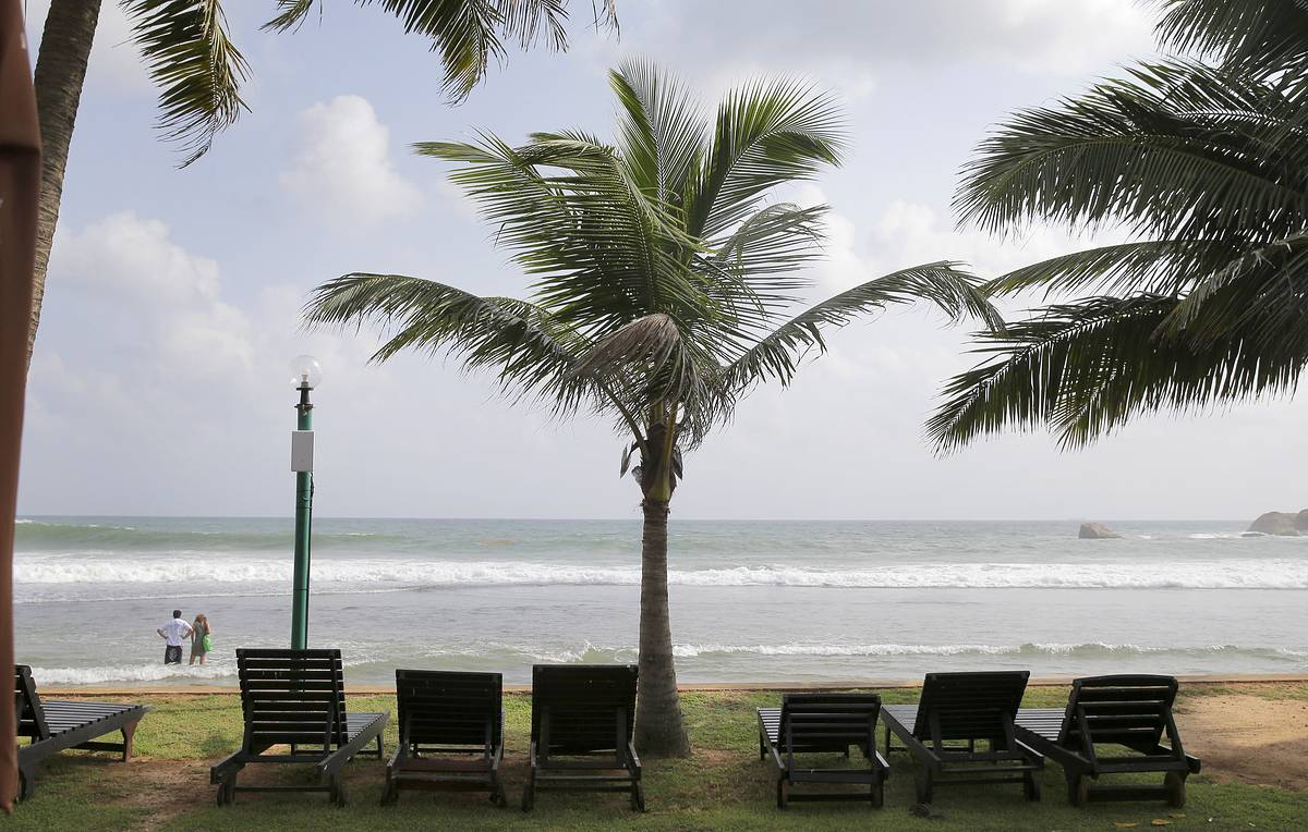 Sri Lanka is once again safe for tourists, PM says