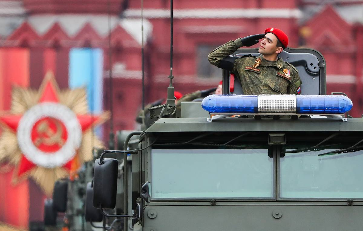 Russian paratroopers' new armored vehicle to enter service in 2020