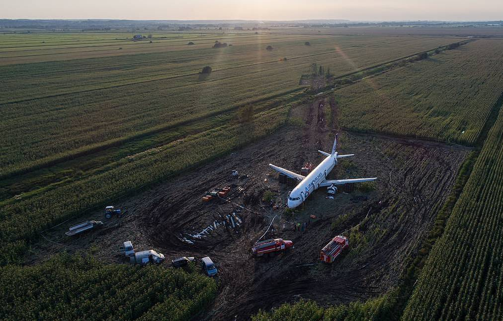 Belly-landed Airbus A321's flight recorders deciphered — IAC source