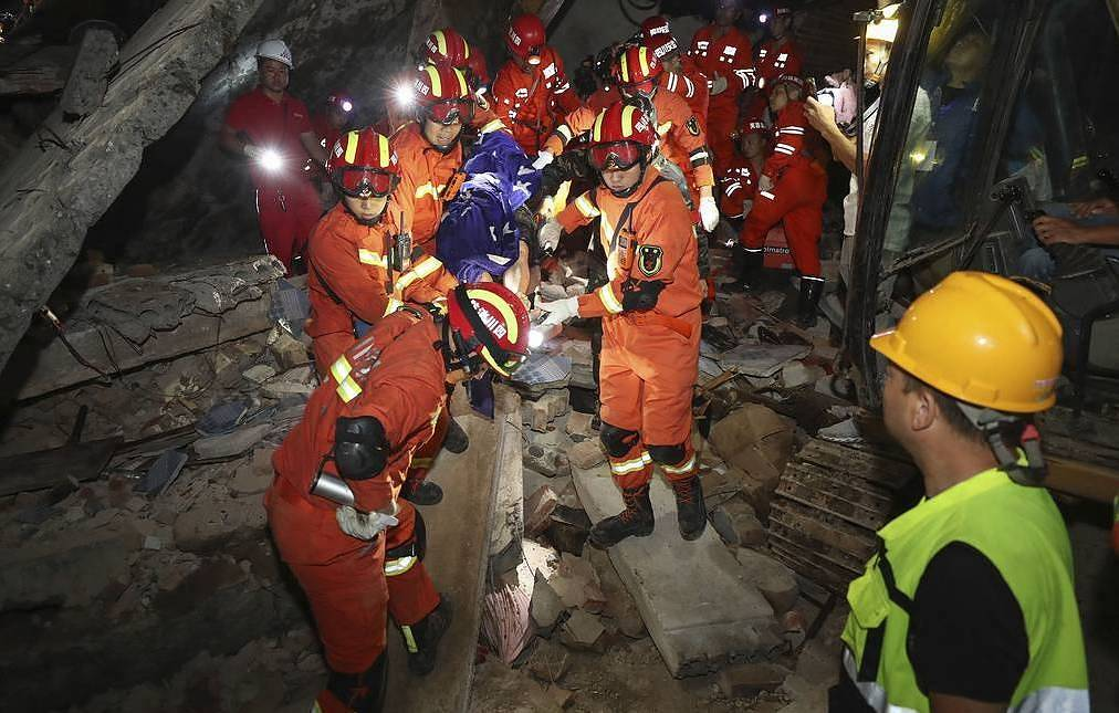 At least one person killed, 29 injured in earthquake in China - TV