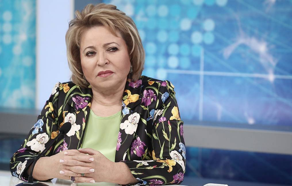 Kiev's release of Russians shows Ukraine is ready for dialogue - upper house speaker