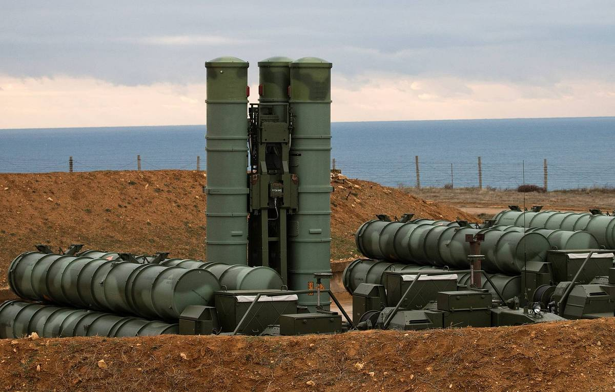 Turkish defense ministry says second stage of Russia's S-400 deliveries completed