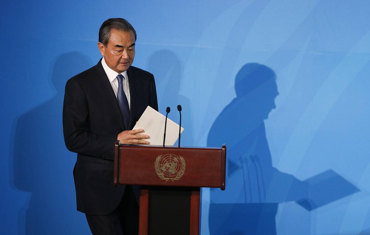 Moscow, Beijing promote multipolar interstate relations — Chinese foreign minister