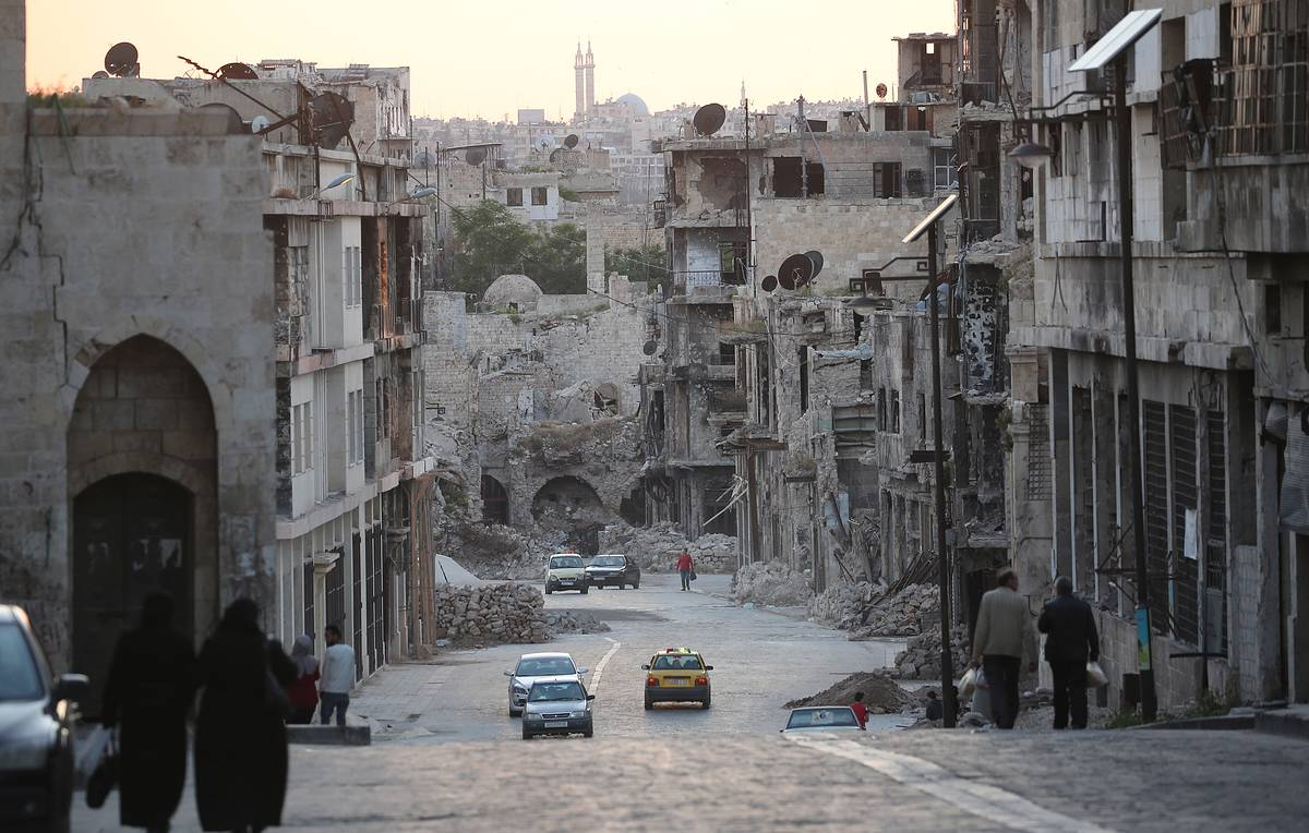 Twenty-two settlements in Syria shelled by militants in past day