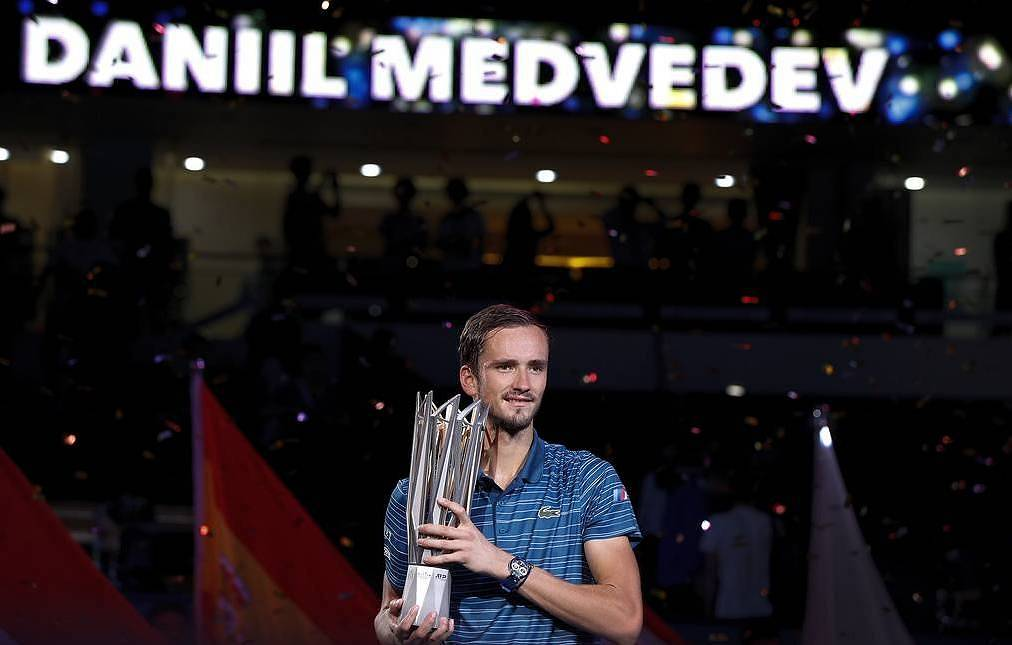 World No. 4 Daniil Medvedev pulls out of Kremlin Cup