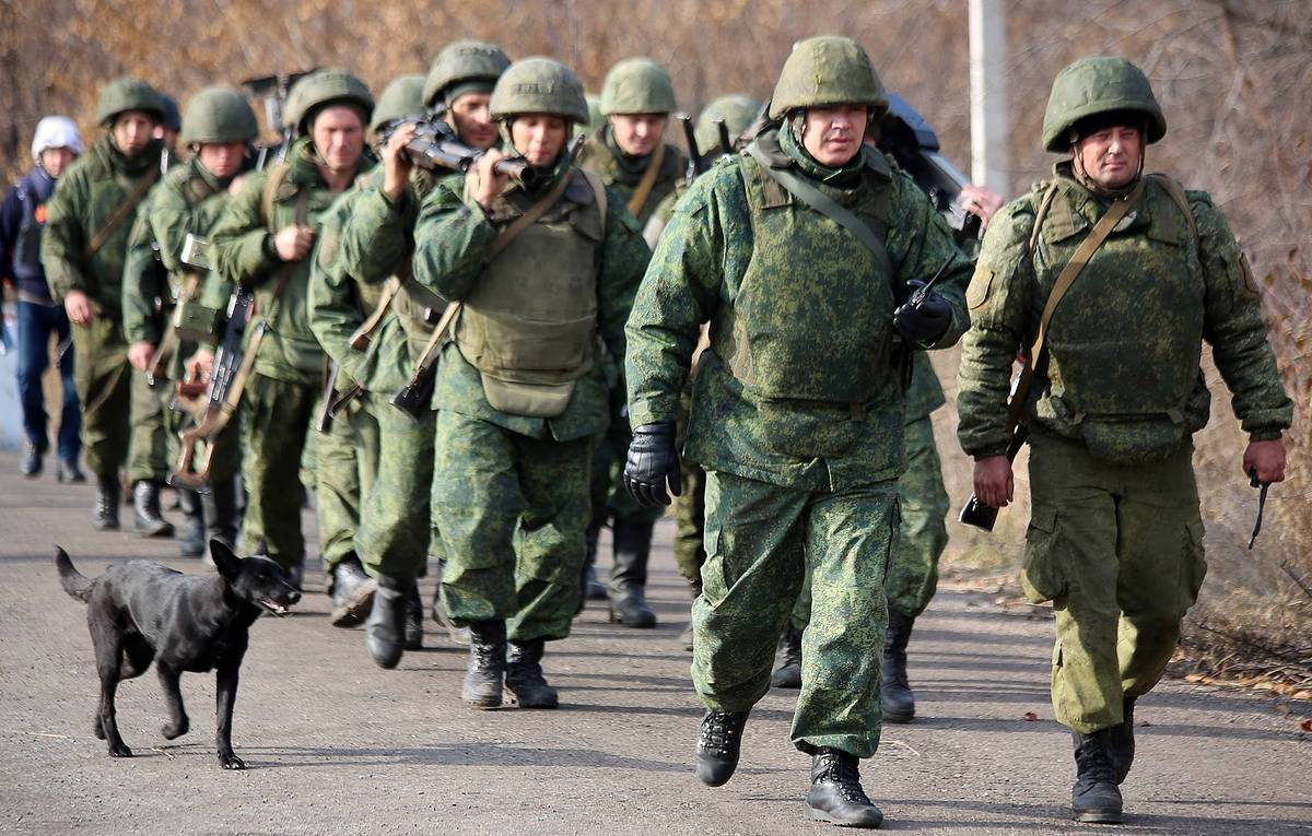 DPR says disengagement of its forces in Petrovskoye completed
