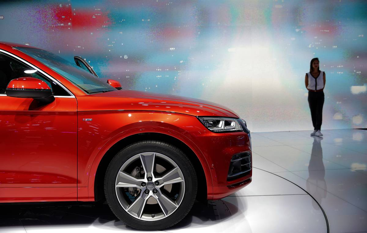 Volkswagen to recall more than 9,000 Audi Q5 crossovers in Russia
