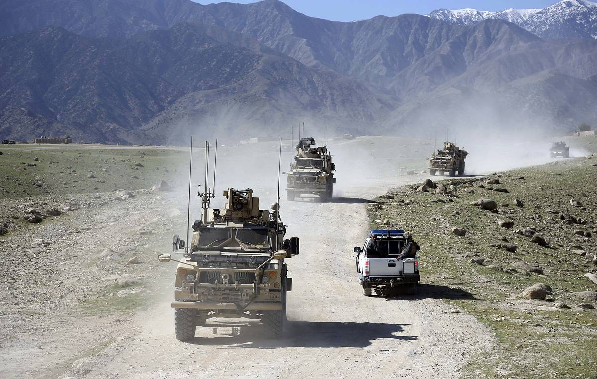 US, Taliban discuss joint agreement