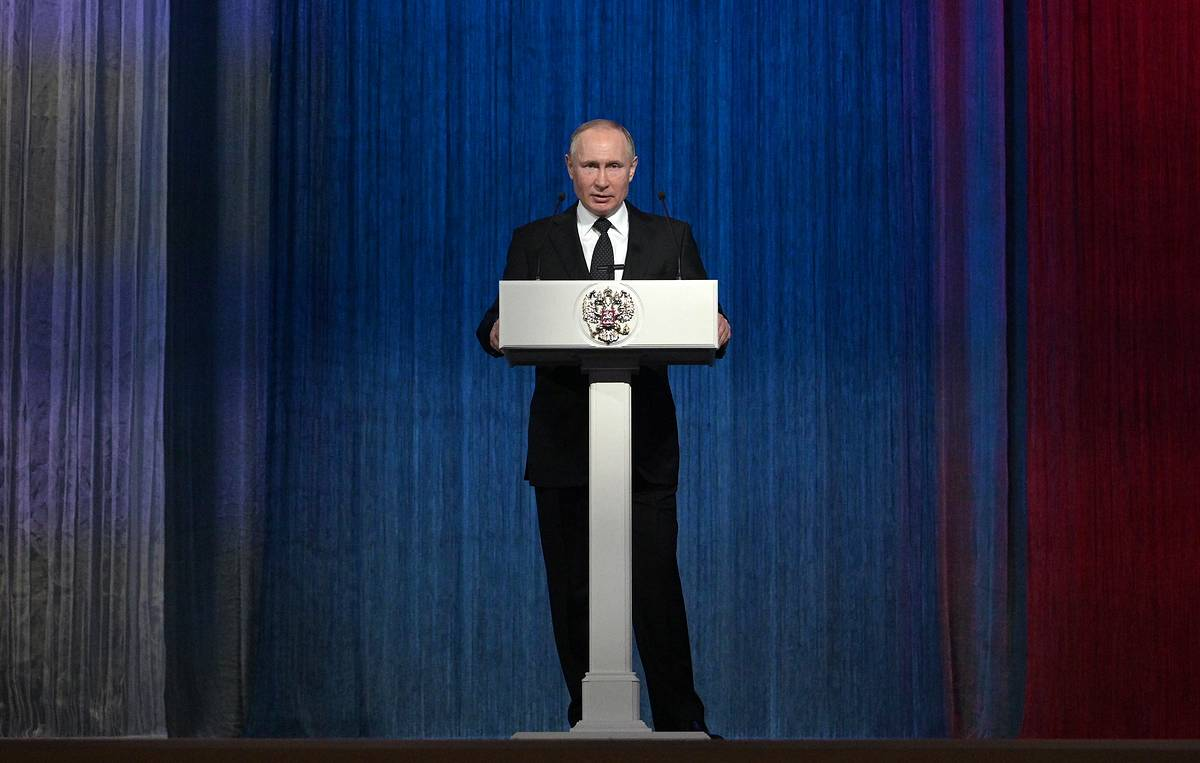 Russian army wiped out well-equipped terrorist groups in Syria, says Putin