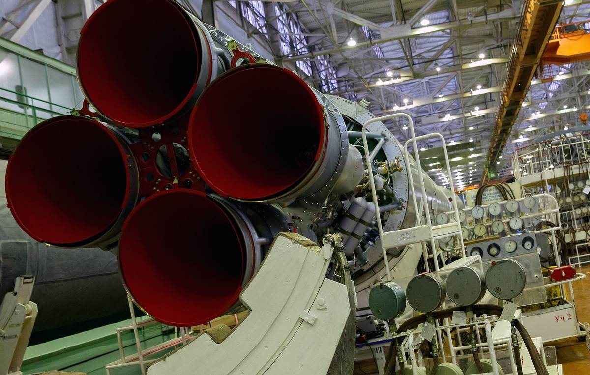 Russian space firm ready to develop reusable rocket