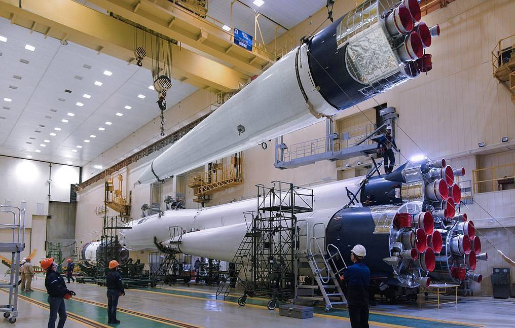 The launch of the Soyuz rocket, which carried 38 satellites, was postponed for the backup date – Science & Space