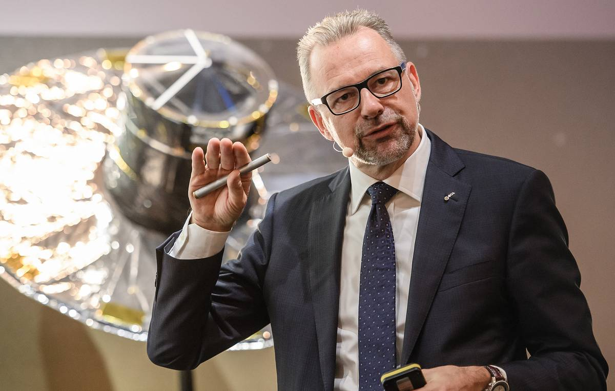 Europe should focus on commercializing space, says ESA chief