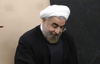 Hassan Rouhani, President of Iran