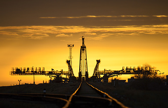 A view of Baikonur spaceport in Kazakhstan (archive)