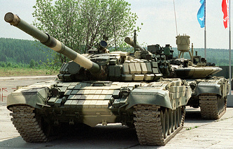 Tanks made at Uralvagonzavod (photo) will get Russian-made starter generators to substitute for Ukrainian-made units