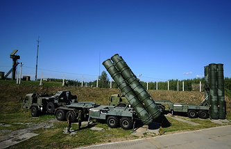 S-400 Triumph air defense system