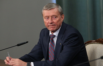 CSTO Secretary-General Nikolai Bordyuzha