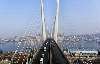 Vladivostok, one of the largest Far Eastern cities