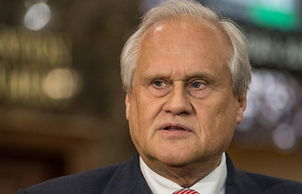 Ambassador Martin Sajdik, the Special Representative of the OSCE Chairperson-in-Office in Ukraine