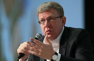 Russia's ex-Finance Minister Alexei Kudrin